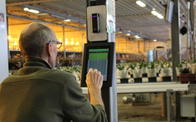 Wooning Orchids moderniseert met tablets en Work-IT